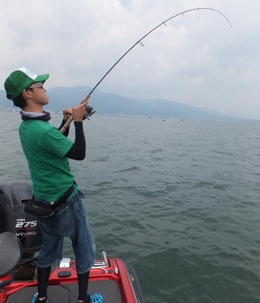 船長琵琶湖ガイド