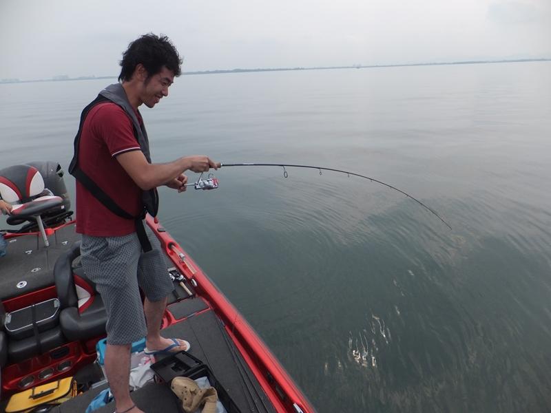 琵琶湖プロガイド
